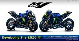 Developing The 2020 M1 : YMR เดินหน้าปรับโครงสร้างเพื่อพัฒนาสู่สิ่งที่ดีกว่า