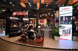 """ยามาฮ่าเนรมิต """"Yamaha Revs Venue"""" ศูนย์รวมไบค์เกอร์แห่งใหม่ กลางห้างฯ เซ็นทรัลเฟสติวัล อีสต์วิลล์"""