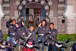 ยามาฮ่าเปิดประสบการณ์การขับขี่ทดสอบและท่องเที่ยวสไตล์ใหม่ Yamaha Exciter 150 Test Ride Experience