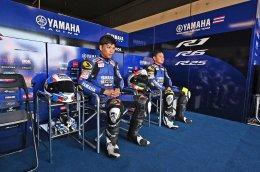 มอส - สุทธิภัทร พัชรธร ดาวรุ่งไทยยามาฮ่าพัฒนาต่อเนื่อง จบ Top 15 คว้าแต้มติดต่อกันเป็นเรซที่ 2 รุ่น ASIA PRODUCTION 250cc