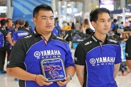 ยามาฮ่าต้อนรับขุนพลนักบิด YAMAHA THAILAND RACING TEAM อย่างยิ่งใหญ่หลังคว้าชัยจากศึก ARRC สนามที่ 2 ประเทศออสเตรเลีย