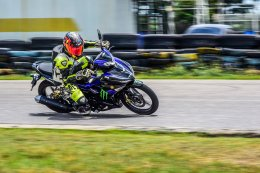 ยามาฮ่าเชิญสื่อมวลชนร่วมทดสอบ 4 รุ่นใหม่สไตล์ MotoGP Edition สัมผัสเรซซิ่งฟีลรถแข่งระดับโลก