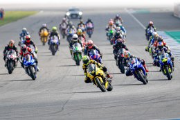 """""""ยามาฮ่า ไทยแลนด์ เรซซิ่งทีม"""" ฟิตเต็มสูบ ล็อกเป้าแชมป์ OR BRIC Superbike เปิดเวที R6 Cup ยกระดับนักบิดยามาฮ่า"""