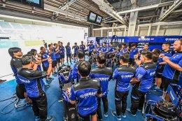 นักบิด ยามาฮ่า ไทยแลนด์ เรซซิ่งทีม ยังแรงไม่เลิก ในศึกชิงแชมป์เอเชียเรซ 1 ที่ซูซูก้า