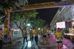 """ยามาฮ่ามอบเงินสนับสนุน """"ศิริราช เดิน-วิ่ง ครั้งที่ 13"""" สมทบทุนสร้างอาคารผู้ป่วย โรงพยาบาลศิริราช"""