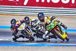 นักบิดเทคโนโลยีพังโคนพณิชยการ โชว์ฟอร์มสดคว้าชัย Yamaha Moto Challenge 2019 เรซ 2 สนามสุดท้าย