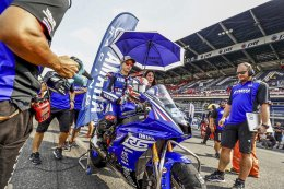 ตั้น – เดชา ไกรศาสตร์ นักบิด Yamaha Thailand Racing Team เค้นฟอร์มเก่ง ควบ R6 ผงาดโพเดี้ยม Super Sports 600cc. สุดมันส์!!!