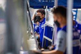 """""""ทีมแข่งไทยยามาฮ่า"""" ลงสนามเทสต์เต็มร้อย พร้อมล่าแชมป์ซีซั่น 2021"""