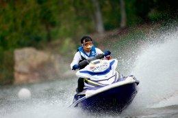 ยามาฮ่าเชิญสื่อมวลชนชั้นนำร่วมสัมผัสสมรรถนะยานยนต์ทางน้ำ YAMAHA WAVERUNNER