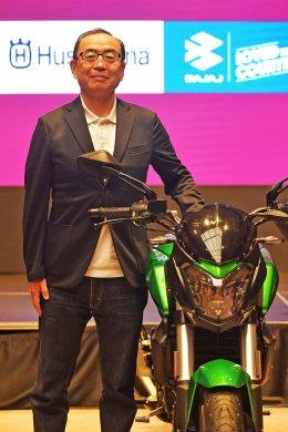 """""""วรูม ไทยแลนด์"""" ประกาศเดินหน้าเปิดตัวรถบิ๊กไบค์แบรนด์ BAJAJ ครั้งแรกในประเทศไทย รวมถึง KTM & Husqvarna"""