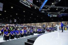 ยามาฮ่าจัดกิจกรรมเปิดประสบการณ์เกมดวลความเร็วต่อเนื่องปีที่ 4 ในรายการ YAMAHA CHAMPIONSHIP 2021