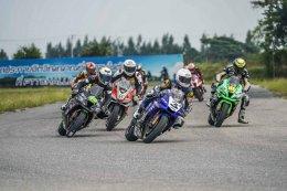 ขุนพลนักบิด YAMAHA RIDERS' CLUB RACING TEAM ฟอร์มแกร่งเหนือคู่แข่ง!!!