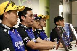 ขุนพลนักบิดทีม Yamaha Thailand Racing Team เค้นฟอร์มสุดแกร่ง ผงาดยืนโพเดี้ยมทุกเรซ พร้อมทะยานขึ้นเป็นผู้นำคะแนนสะสม