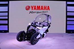ยามาฮ่า ประกาศกร้าว!!! พร้อมเข้าสู่ยุคยานยนต์ไฟฟ้า รุกหนักเปิดตัวยนตรกรรมพลังงานไฟฟ้าหลากหลายรูปแบบ