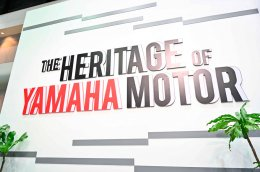 """""""ยามาฮ่า"""" เฉลิมฉลอง 65 ปี จัดทัพใหญ่ร่วมงาน บางกอก อินเตอร์เนชั่นแนล มอเตอร์โชว์ ครั้งที่ 41 นำเสนอเทคโนโลยีสุดล้ำ ภายใต้แนวคิด """"Yamaha Life"""""""