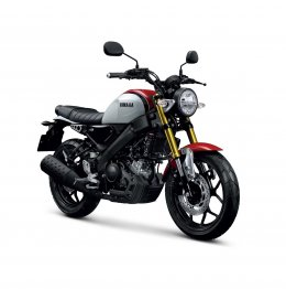New Yamaha XSR155 สีใหม่! Sport Heritage Inspired by the past, built for the future