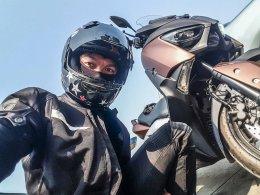 เดินทางไกลครั้งแรกกับ Yamaha XMAX300 : กรุงเทพฯ - บุรีรัมย์ ระยะ 380 กม.
