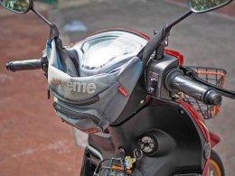 แต่งคลีนๆใสๆ...ทำไมจะใช้งานไม่ได้!!! Yamaha FINN by เป๋าฮื้อ รับไดท์สีล้อ