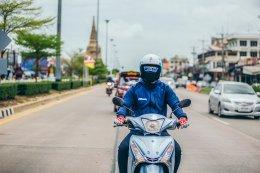 ยามาฮ่าฟินน์ทั่วไทย...ใช้น้ำมันถังเดียว@อยุธยา ย้อนประวัติศาสตร์กรุงเก่าแบบสุดฟินน์ กับ ยามาฮ่า ฟินน์ ด้วยเงินเติมน้ำมันไม่ถึง 60 บาท!!!