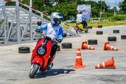 Test Ride รถมอเตอร์ไซค์ไฟฟ้า เอช เซม 3 รุ่น 3 สไตล์ พร้อมตอบสนองทุกการขับขี่...ดีเกินคาด!!!