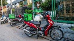 Finn Food Delivery The Hero สองล้อ...รับส่งอาหารเพื่อคนอยู่บ้าน รับ-ส่งอาหารในยามวิกฤตไวรัสโควิด-19