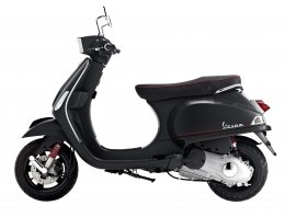 Vespa Rosso Sport Series โดดเด่นด้วยรูปลักษณ์สปอร์ตบนความหรูหราสไตล์มินิมอล
