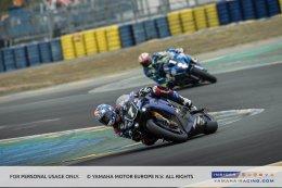 YAMAHA YZF-R1 คว้าชัยการแข่งขัน Le Mans 24 Hr.