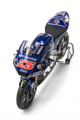 Yamaha เปิดตัวทีมแข่งพร้อมรับฤดูกาลใหม่ 2018 MotoGP