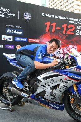 ยามาฮ่ามั่นใจ ส่ง 2 นักแข่งไทย ชิงโพเดี้ยมในศึกระดับโลก