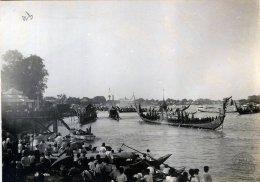 """กองทัพเรือ ร่วมกับ ไอคอนสยาม จัดนิทรรศการขบวนพยุหยาตราทางชลมารค """"ศิลปะบนผืนน้ำ"""""""