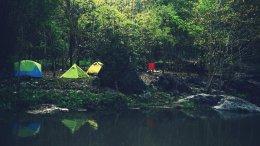 แคมป์ปิ้งแบบสุดคูลกลางป่าใหญ่ อุทยานแห่งชาติเฉลิมพระเกียรติไทยประจัน