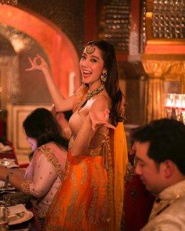 """""""ไอซ์ อภิษฎา"""" ควงแฟนเที่ยวอินเดีย ทริปนี้ทั้งหวานทั้งแซ่บ"""