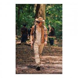 """ออกจากถ้ำ ไปเข้าป่า """"พชรมนต์ตรา"""" ละครใหม่มาดนักล่าของ """"นายหัวเวียร์"""""""