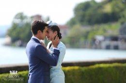 """แฟน """"ลิขิตรัก"""" เฮลั่น! พระ-นาง """"ณเดชน์-ญาญ่า"""" มีจูบแรกของเรื่องสักที!"""