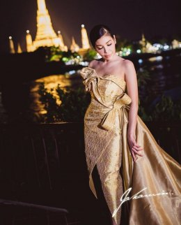 """ปาร์ตี้วันเกิด """"แหวนแหวน ปวริศา"""" ปีนี้เชิญเซเลบแต่งงามอย่างไทย"""
