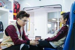"""My Ambulance รักฉุดใจนายฉุกเฉิน """"คุณหมอซันนี่"""" พร้อมเช็คหัวใจแล้ว!"""