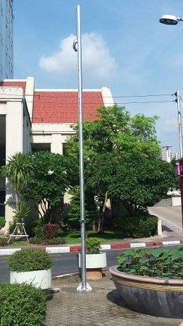 CCTV POLE ศาลจังหวัดนนทบุรี