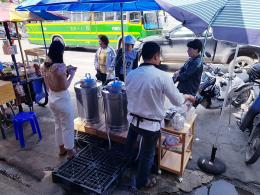 Dayicecream #0004 ส่งไอศครีมเลี้ยง โรงงาน Js Plastic โรงงานผลิตถุงพลาสติก นาสร้าง จ.นครปฐม ^ ^