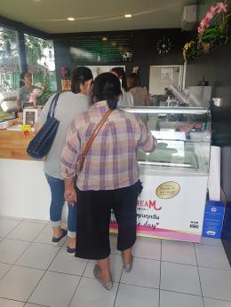 Dayicecream #0042 สาขาที่30 ร้าน In's Me Cafe นครชัยศรี