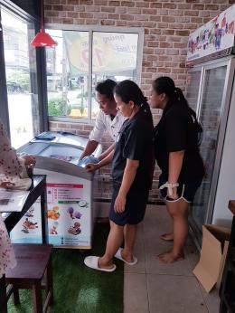 Dayicecream #0049 ร้านชานมไข่มุกAroi ซอย กิ่งแก้ว 25/1