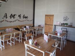 Dayicecream #0056 สาขา ร้านคิดถึงสเต็ก & เค้ก Home Cafe' สุราษฎร์ธานี