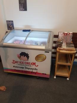 Dayicecream #0052 สาขา ร้าน Bullcha cafe ซอยบ่อนไก่ อ.สัตหีบ