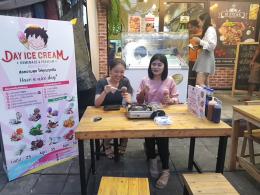 Dayicecream #0058 สาขา ร้าน  shabu tique D Condo รัตนาธิเบศร์