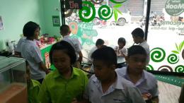 Dayicecream #0059 สาขา ร้านNeNe'Mook หน้า รร. เทศบาล ศรีราชา จ.ชลบุรี
