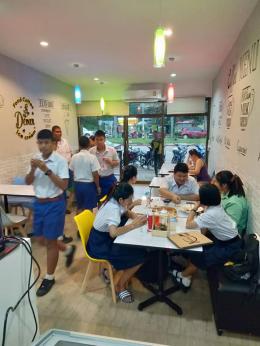 Dayicecream #0063 สาขา ร้าน ดีว่าร์ Cafe ร้านอยู่ตรงข้ามกับไปรษณีย์ อรัญประเทศ