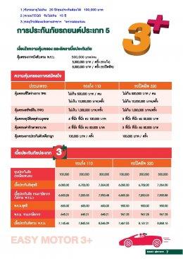 Thaisri - ประกันภัยรถยนต์ประเภท 2+ 3 +