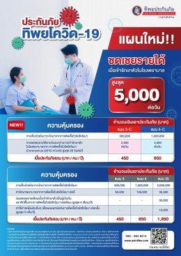 ประกันภัยสำหรับการแพ้วัคซีน COVID-19