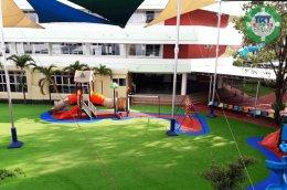สนามเด็กเล่น โรงเรียนนานาชาติร่วมฤดี
