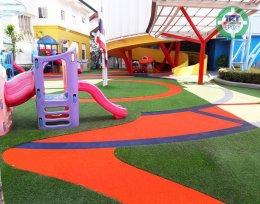 สนามเด็กเล่น โรงเรียนปาณยาพัฒนาการ