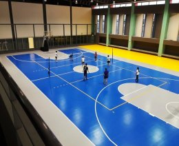 Polyurethane Rubber  :  Polyurethane Rubber Sport Surface (Thickness 2.0-7.0 mm.)